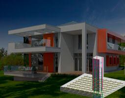 строительство каркасно монолитных домов