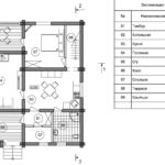 проект дома из бревна SDn-926 4