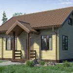 проект дома из бруса SDn-321 3