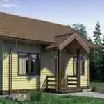 проект дома из бруса SDn-321 4