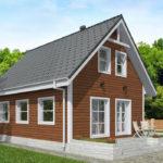 проект дома из бруса SDn-501 10