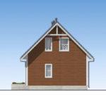 проект дома из бруса SDn-501 3