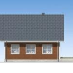 проект дома из бруса SDn-501 4