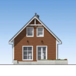проект дома из бруса SDn-501 5