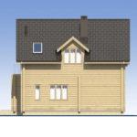 проект дома из бруса SDn-537 4