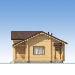 проект дома из бруса SDn-565 3
