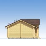 проект дома из бруса SDn-565 5