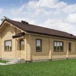 проект дома из бруса SDn-565 8