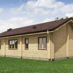 проект дома из бруса SDn-565 9