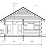 проект дома из бруса SDn-920 3