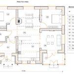 проект дома из керамоблока SDn-135 2