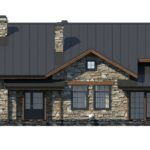 проект дома из керамоблока SDn-135 5