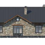проект дома из керамоблока SDn-135 7