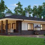 проект дома из керамоблока SDn-154 5