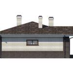 проект дома из керамоблока SDn-154 7