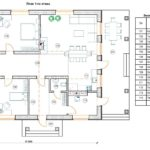 проект дома из керамоблока SDn-154 8