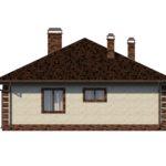 проект дома из керамоблока SDn-178 3