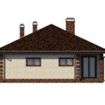 проект дома из керамоблока SDn-178 4