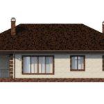 проект дома из керамоблока SDn-178 6