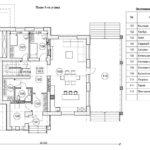 проект дома из керамоблока SDn-297 1