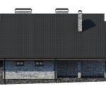 проект дома из керамоблока SDn-297 6