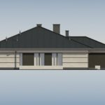 проект дома из керамоблока SDn-318 1