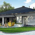 проект дома из керамоблока SDn-318 10