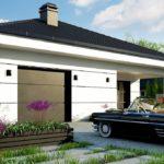 проект дома из керамоблока SDn-364 3