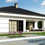 проект дома из керамоблока SDn-364 4