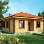 проект дома из керамоблока SDn-365 1