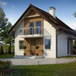 проект дома из керамоблока SDn-378 6