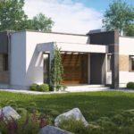 проект дома из керамоблока SDn-386 4