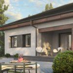 проект дома из керамоблока SDn-394 3