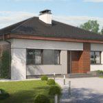 проект дома из керамоблока SDn-394 7