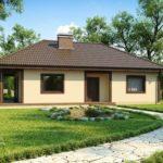 проект дома из керамоблока SDn-395 1