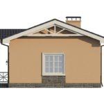 проект дома из керамоблока SDn-571 5
