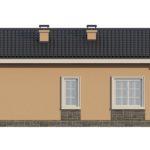 проект дома из керамоблока SDn-571 7