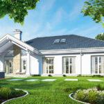 проект дома из керамоблока SDn-822 1