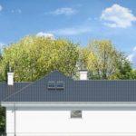 проект дома из керамоблока SDn-822 3