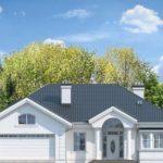 проект дома из керамоблока SDn-822 6