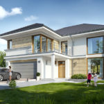 проект дома из керамоблока SDn-825 3