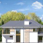 проект дома из керамоблока SDn-825 6