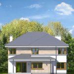 проект дома из керамоблока SDn-825 7