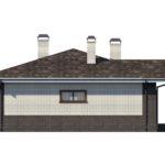 проект дома из кирпича SDn-153 8
