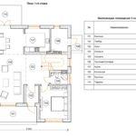 проект дома из кирпича SDn-164 2