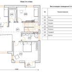 проект дома из кирпича SDn-164 4