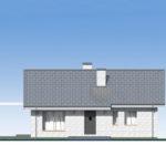 проект дома из кирпича SDn-535 2