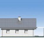 проект дома из кирпича SDn-535 4