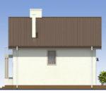 проект дома из кирпича SDn-554 5