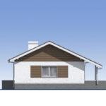 проект дома из кирпича SDn-574 4
